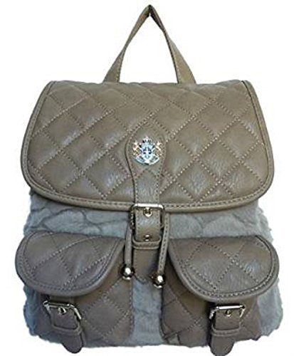 Saute Styles - Bolso mochila  para mujer M caqui