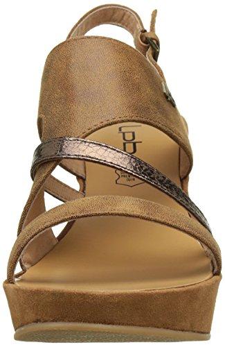 P'tites Zapatos Bombes marrón camel Juliette Les Mujer FH48H