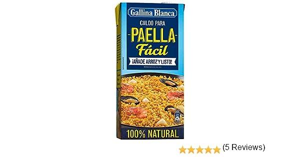 Gallina Blanca Caldo Paella - 1000 ml