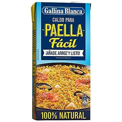 Gallina Blanca Caldo Paella - 1 l