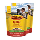 Zuke's Mini Naturals Dog Treats Duck Recipe 6 oz 2 Pack