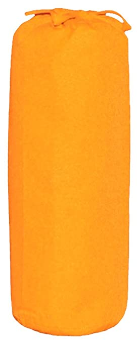 TAFTAN DRAP HOUSSE POUR LIT enfant 100% Coton Complète votre parure de lit  Orange - 10a064a69f5