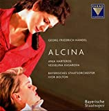 Music : George Frederic Handel: Alcina (Complete) - Recorded live at the Prinzregententheater in Munich by Anja Harteros (2013-08-05)