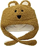 Columbia Little Boys' Toddler Tiny Bear Hat, Maple, Chalk, One Size