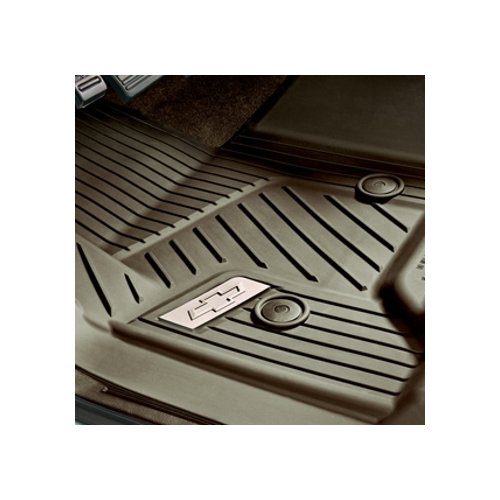 General Motors Gm Rubber - General Motors GM 84073613 Floor Liner