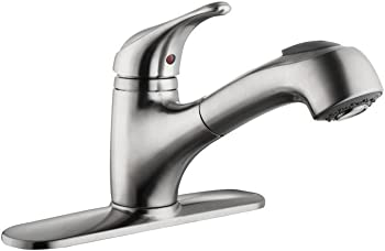 Glacier Bay Carla Single-Handle Pull-Out Sprayer Kitchen Faucet