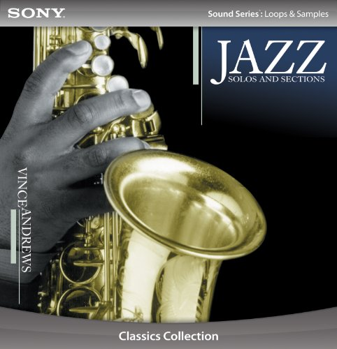 Vince Andrews: Jazz Solos and Sections [Download] by Sony