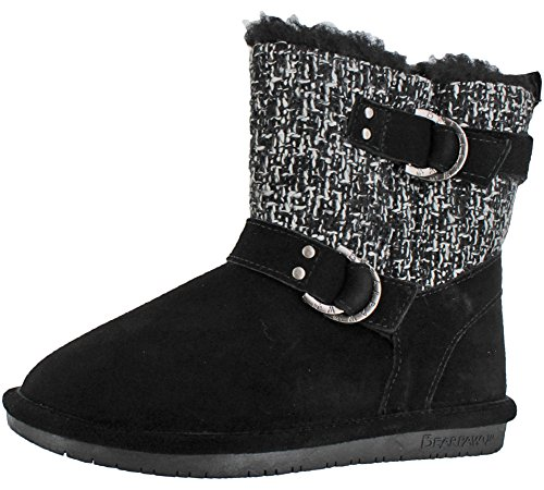 BEARPAW BEARPAW Women's Women's Nova Nova Black vZZ1rE