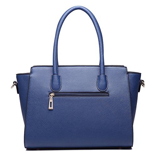 Sacoches Lulu Navy 6627 Miss femme 541wR5dx