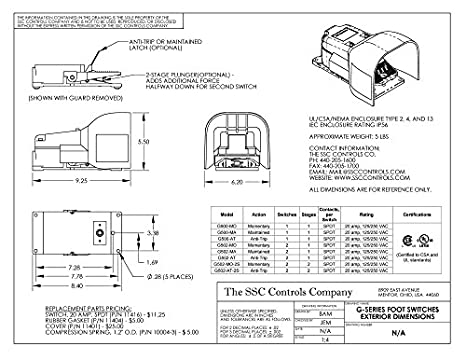 Marvelous Hercules Foot Switch Wiring Diagram Simple Wiring Diagram Wiring 101 Tzicihahutechinfo