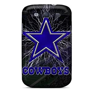 Top Quality Protection Dallas Cowboys Case Cover For Galaxy S3 by icecream design