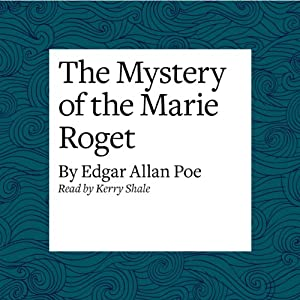 The Mystery of the Marie Roget Audiobook