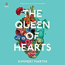 The Queen of Hearts Audiobook by Kimmery Martin Narrated by Shannon McManus, Catherine Taber