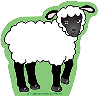 product image for Lamb Mini Notepad