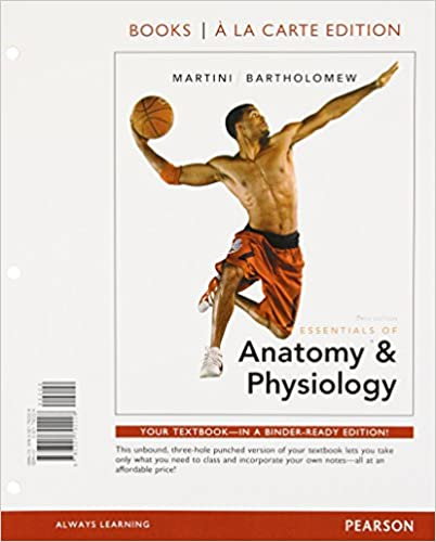 Amazon.com: Essentials of Anatomy & Physiology, Books a la Carte ...