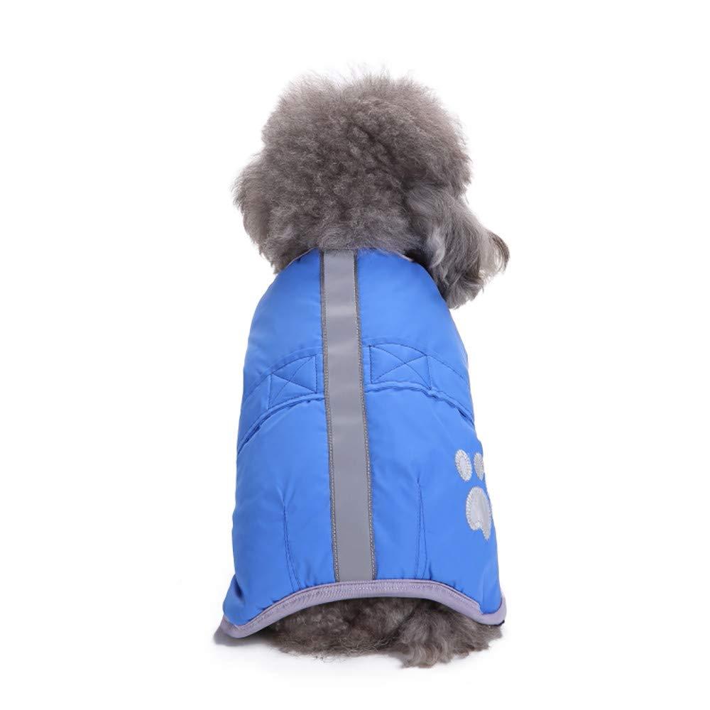 detailed look 8355e d0b6f Cold Weather Dog Coats Loft Reversible Winter Fleece Dog ...