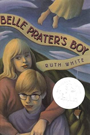 book cover of Belle Prater\'s Boy