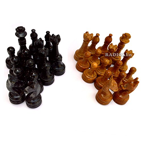 Antique Chess Table - 5