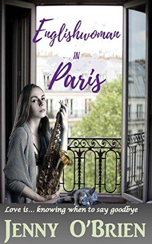 Englishwoman Paris Jenny OBrien ebook product image