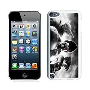 Tekken White iPod Touch 5 Case,personalized design together with Excellent protection