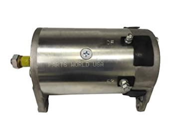 partsworldUSA 12V 23A Starter Generator for Club Car DS series FE290 on