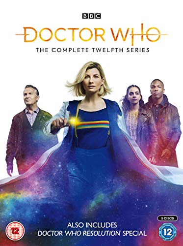 Doctor Who - Complete Series 12 [2020]
