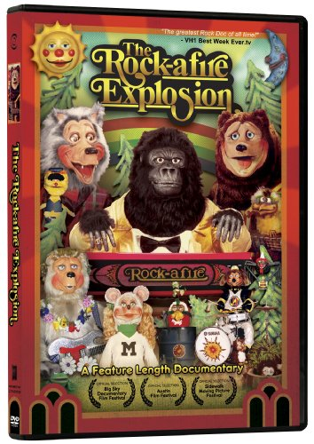 The Rock-Afire Explosion by Passion River