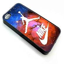 air jordan nike nebula Iphone Case (iphone 5c black)