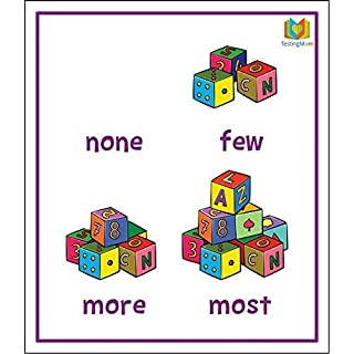 TestingMom.com Kindergarten-in-A-Box - Gifted Learning Flash Cards Bundle - Verbal Concepts, General Knowledge, Spatial Concepts, Social Emotional Learning (Set 2)