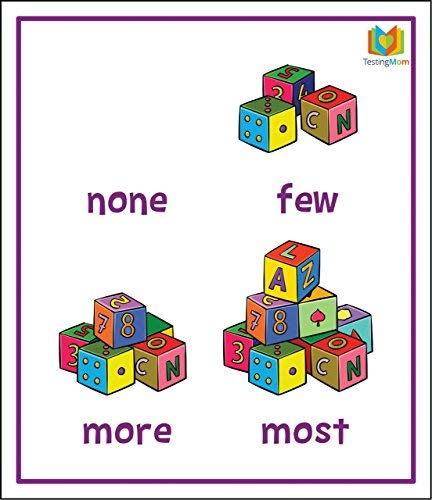 TestingMom.com Gifted Learning Flash Cards Bundle - Kindergarten-in-A-Box Set 2 - Verbal Concepts, General Knowledge, Spatial Concepts, Social Emotional Learning (Set 2) by TestingMom.com (Image #3)