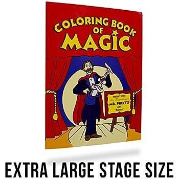 Amazon.com: Magic Coloring Book Trick - Extra Large: 10.5\