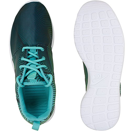 Nike 844958-301 - Zapatillas de deporte Mujer Varios colores (Washed Teal / Green Glow-Washed Teal-White)