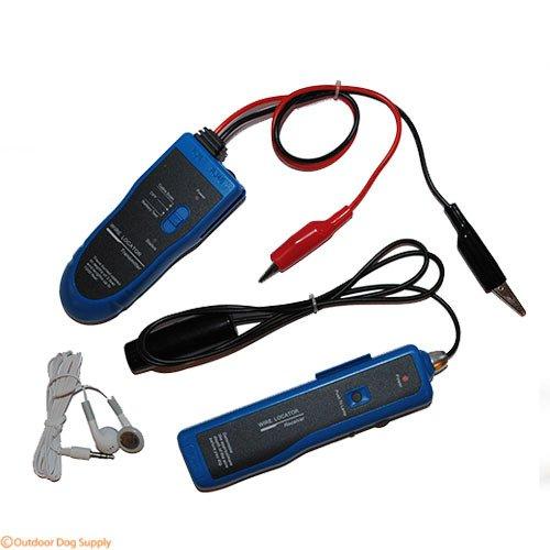 Electrical Wire Locator : Compare price to underground wire break locator