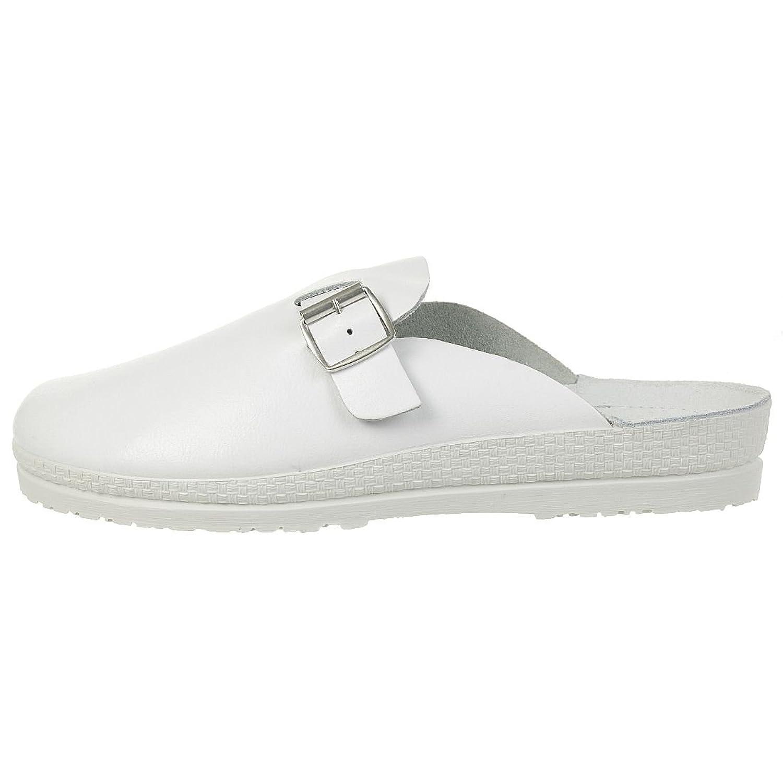 Rohde Neustadt d Clogs Men Shoes 1511 White, Pointure:EUR 43