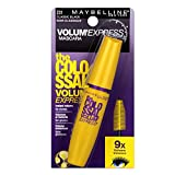 Beauty : Maybelline New York Volum' Express The Colossal Washable Mascara, Classic Black, 0.31 fl. oz.
