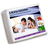 Zippered Box Spring Encasement (Twin) Ample Zipper Opening for Easy Use - Bed Bug Proof Cover, Water Resistant, Ultimate Protection against Insects, Dust Mites and Allergens by Utopia Bedding