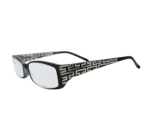7aabf99d0978 High Power Magnifying Reading Glasses in Three Frame Colours Extra Strong  Powerful Spring Hinges (Black