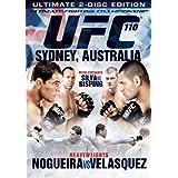 UFC 110 Sydney, Australia: Nogueira vs Velasquez