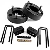 F150 Leveling Kit, YITAMOTOR 3'' Front and 2'' Rear Ford Lift Kit Leveling Lift Kit For 2009-2017 Ford F150 4WD Raise Your F150 3'' In The Front and 2'' In The Rear