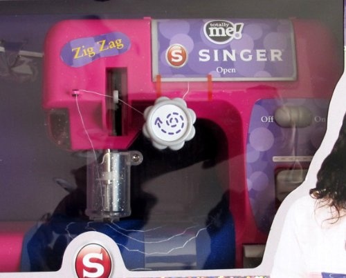 Amazon Totally Me Child Size Singer Sewing Machine W Beauteous Totally Me Sewing Machine