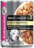 Eukanuba Wet Food 10154705 Adult Chicken & Vegetable Stew Canned Dog Food (Case of 12), 12.5 oz
