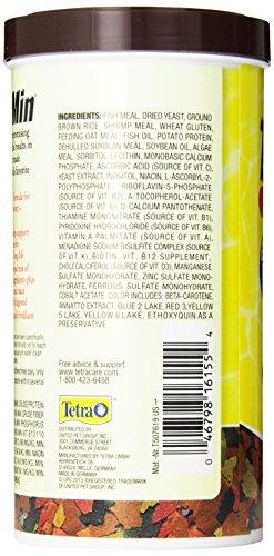 046798161554 - Tetra 16155 TetraMin Large Flakes, 5.65-Ounce, 1-Liter carousel main 4