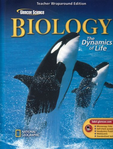 By Alton Biggs - Biology: The Dynamics Of Life (Teacher Wraparound Edition) (2004-09-14) [Hardcover]