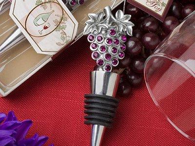 Vineyard Collection wine bottle stopper - Collection Vineyard Bridal