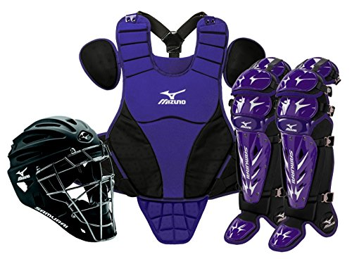Mizuno Samurai Youth Baseball Catchers Set (Mizuno Catcher Set)