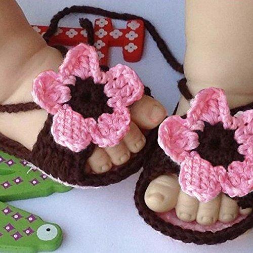 Cartoon Newborn Toddler Hand knitted Crochet