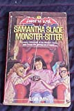 Monster-Sitter, Susan Smith, 0671637134