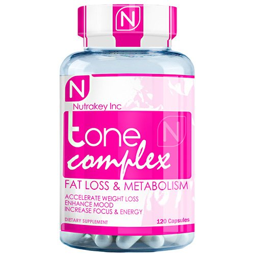 Nutrakey Tone Complex Capsules, 120 Count