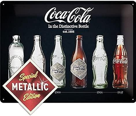 Nostalgic-Art 63306, Coca-Cola Bottle Timeline - Special ...