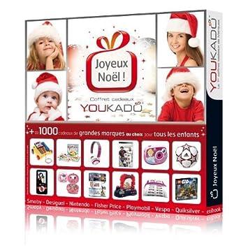 Coffret cadeau Noël - Coffret YOUKADO - Joyeux Noël Enfants One ...